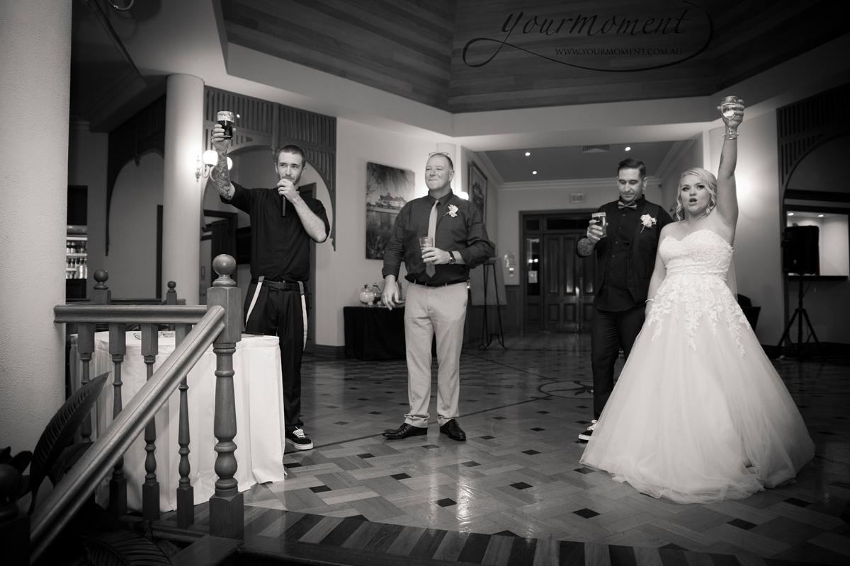 Palmer Colonial Golf Course Wedding Photography