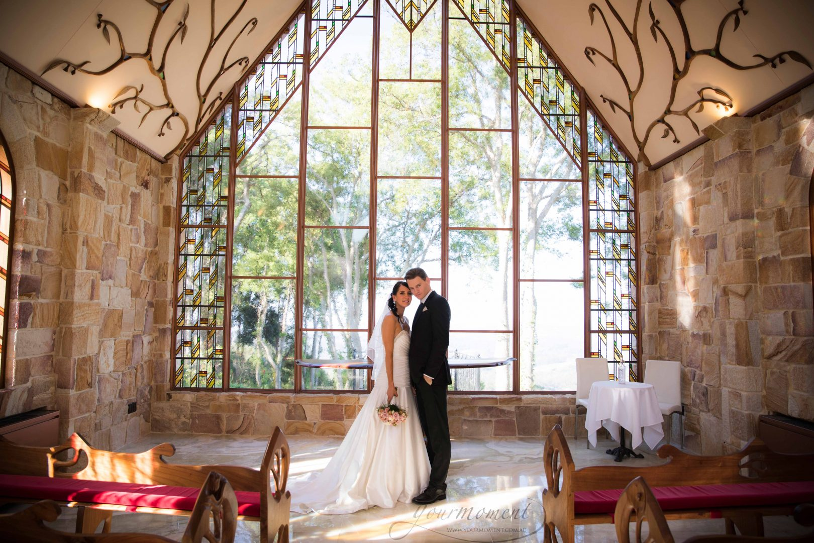 The Chapel Montville Wedding Photography & Videography